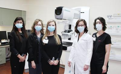 WHRS installs new 3D mammography machines