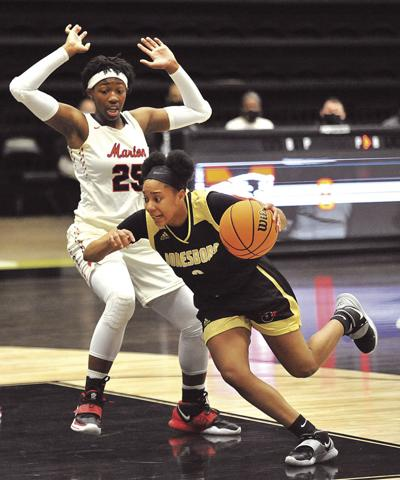 Lady Hurricane, Lady Devils to decide 5A title