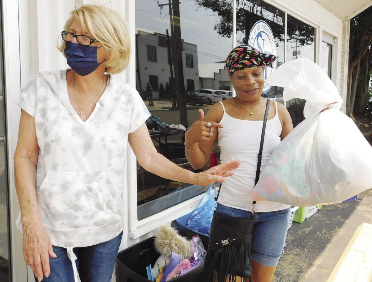 Local mom utilizes outreach center