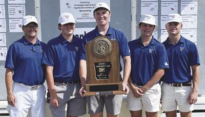 Blazers win fourth straight state title