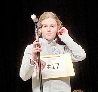 Newport Spelling Bee winners announced