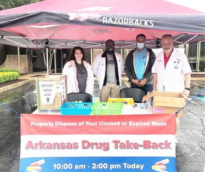 DEA Drug Take Back Day a success