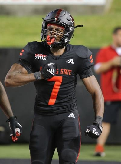 A-State's Rucker sets tone after slow start