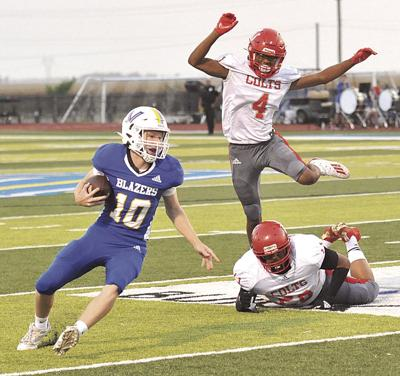 Blazers visit Wynne for pivotal 5A-East game