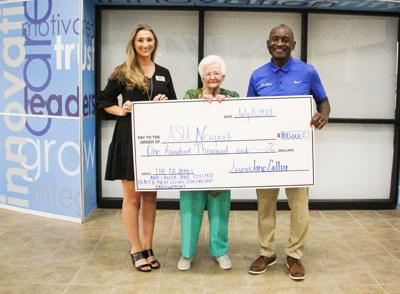 Newport resident continues spirit of giving with $100,000 donation to ASU-Newport