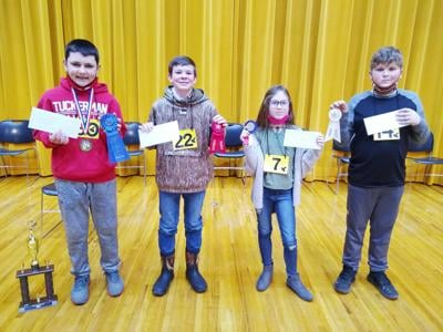 Jackson County Spelling Bee results