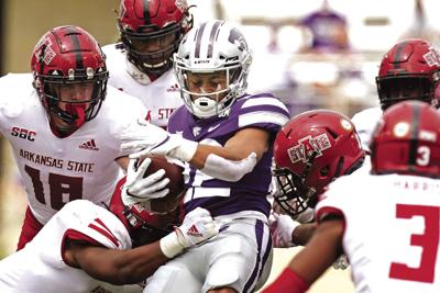 First-time starters shine for A-State