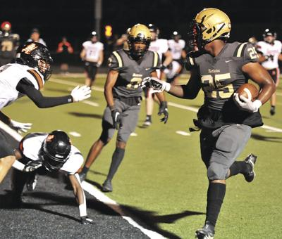 Nettleton makes first trip to Brookland