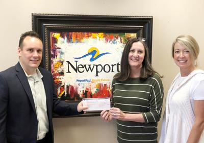 Entergy Arkansas donates $1,000 to Newport 'Monster Nights' Entertainment Series