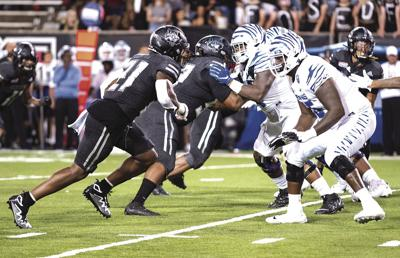 Jones hopes Red Wolves learned lesson from loss