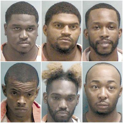 Six arrested for ATM theft