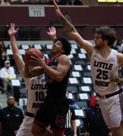 A-State edges UALR for weekend sweep