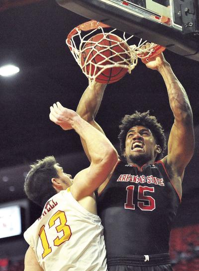 Balado expects fast pace as ASU visits UL Lafayette