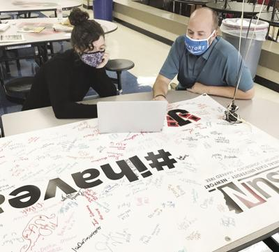 JHS Staff guides students toward future amid pandemic