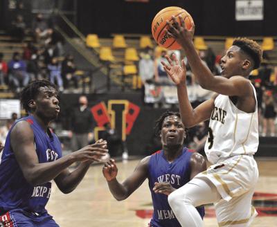 Boys' basketball roundup