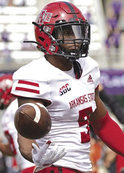 Awards roll in for A-State's Adams