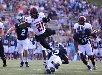 Red Wolves' slide continues in SBC opener