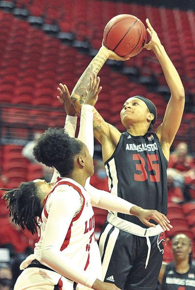 A-State hoping to stop slide against UALR