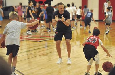 Camp numbers excite A-State's Balado