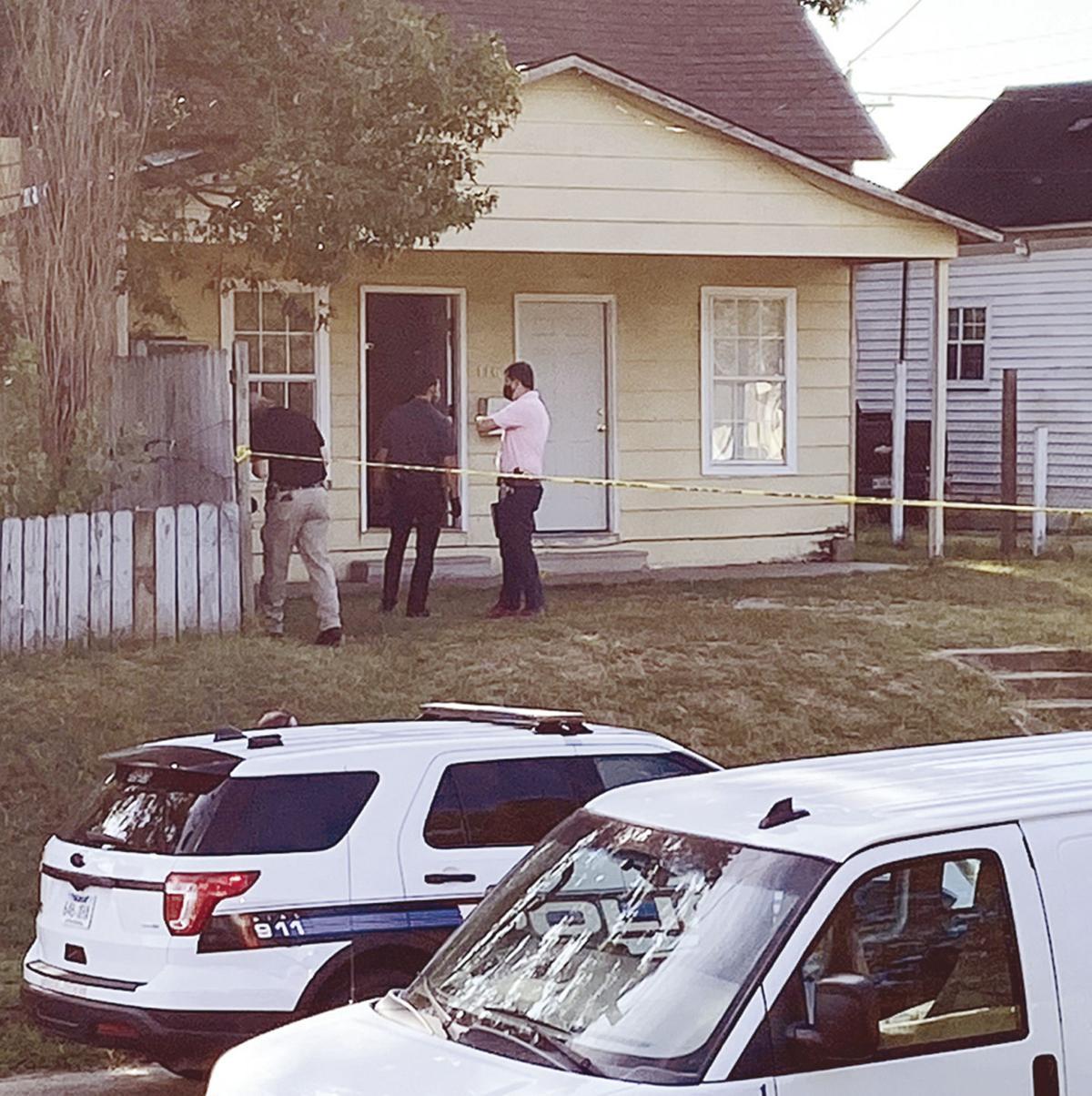Investigating a murder