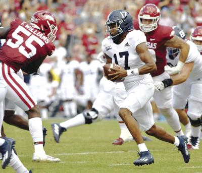 ASU's Jones expects few changes from Georgia Southern
