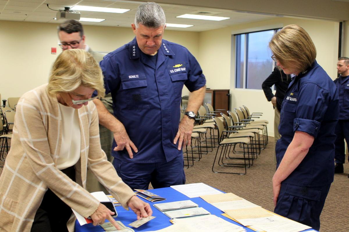 Sen. Capito, U.S. Coast Guard Commandant visit Panhandle