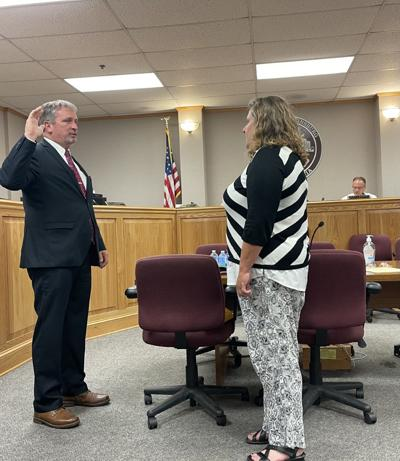 Kevin Knowles chosen as new mayor of Martinsburg until 2024