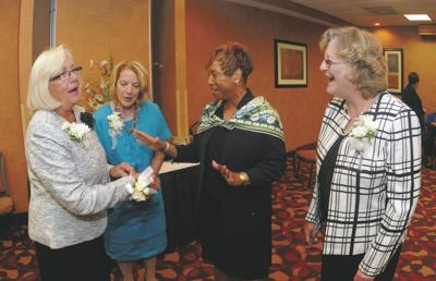 'Women of Distinction' honored at luncheon