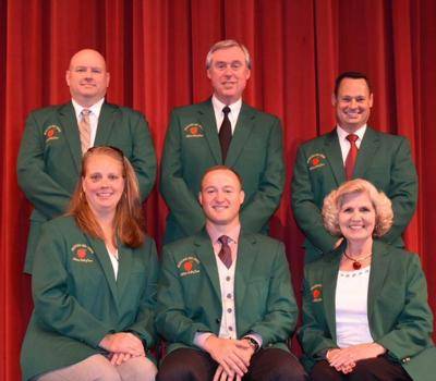 Six inducted into Musselman Athletic Hall of Fame