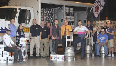 Reid's Distributor awarded the MillerCoors Presidents Award