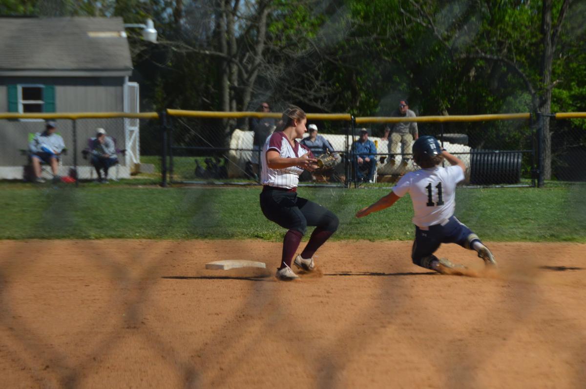 Shepherd softball 1