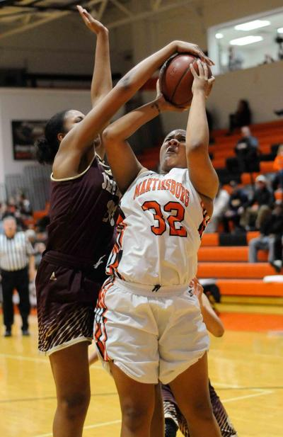 Martinsburg starts quickly in victory