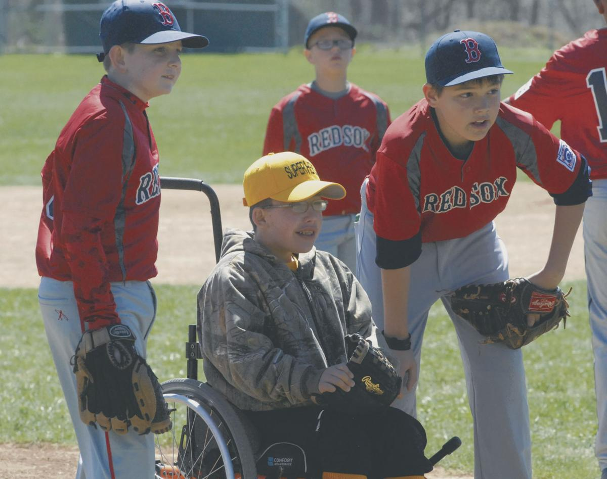 Hedgesville LL opens season with Challenger Division