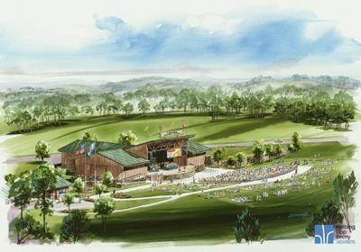 Jefferson begins constructing new park amphitheater