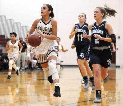 Stone Bridge pulls away from Cougars in second half