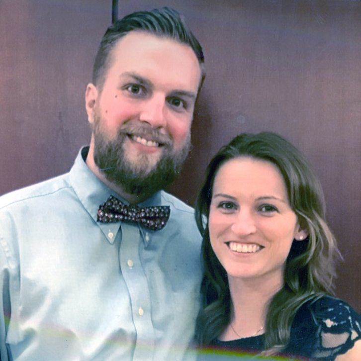 Amy Wright  and  Andrew Demoss