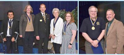 Shepherdstown professors receive Outstanding Faculty Award