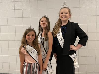 Pageant girls