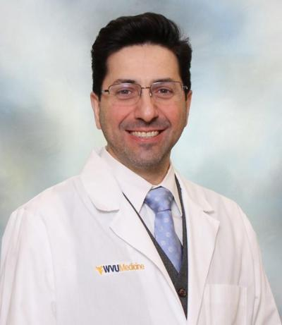 Ahmado joins WVU Heart and Vascular Institute in Martinsburg