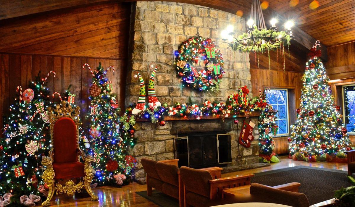 Electrified Christmas at Oglebay | Journal-news | journal-news.net