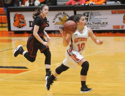 Bulldogs able to turn 'Page' on Spring Mills