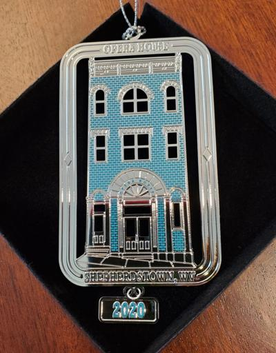 Shepherdstown Opera House featured as 2020 holiday ornament design