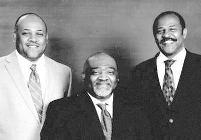 MLK scholarship - trio