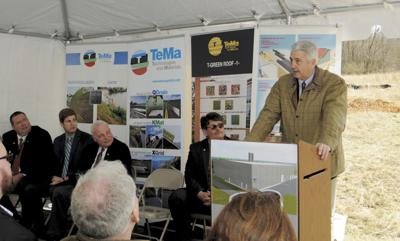 Italian manufacturing plant breaks ground in Jefferson County