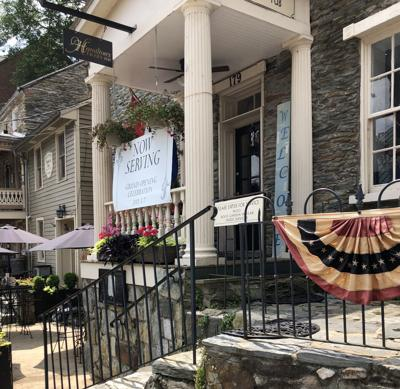 Hamilton's Tavern 1840 opens in Harpers Ferry