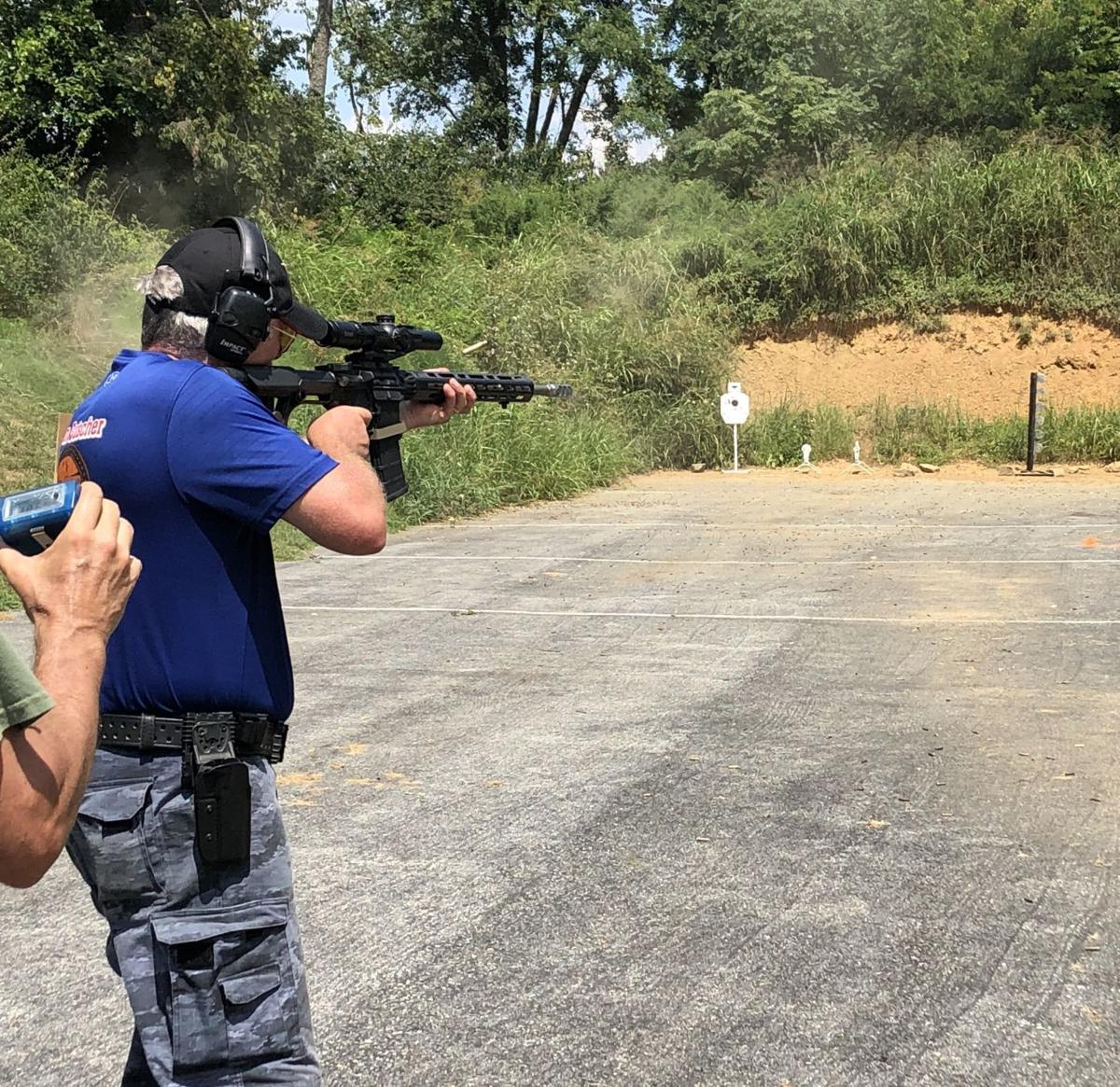 Regional law enforcement officers travel to Jefferson County for shooting competition