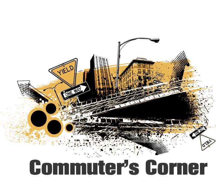 Commuter's Corner graphic