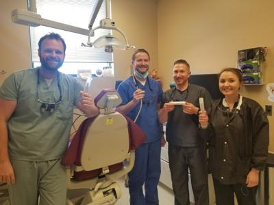 DentaQuest grant provides Healthy Smiles with new equipment