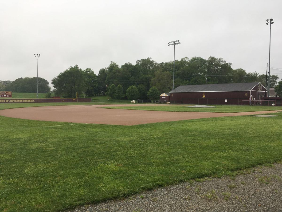 Jefferson baseball field 1