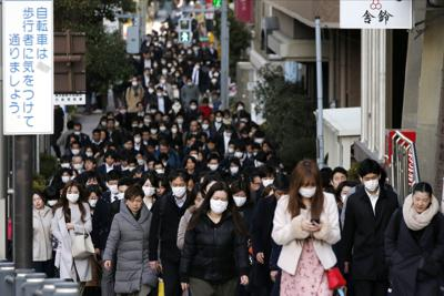 Japan China Outbreak